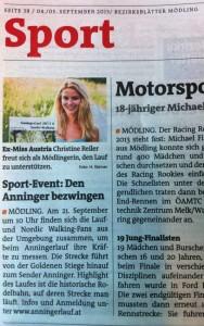 Bezirksblätter Mödling, 04./05. September, Seite 38